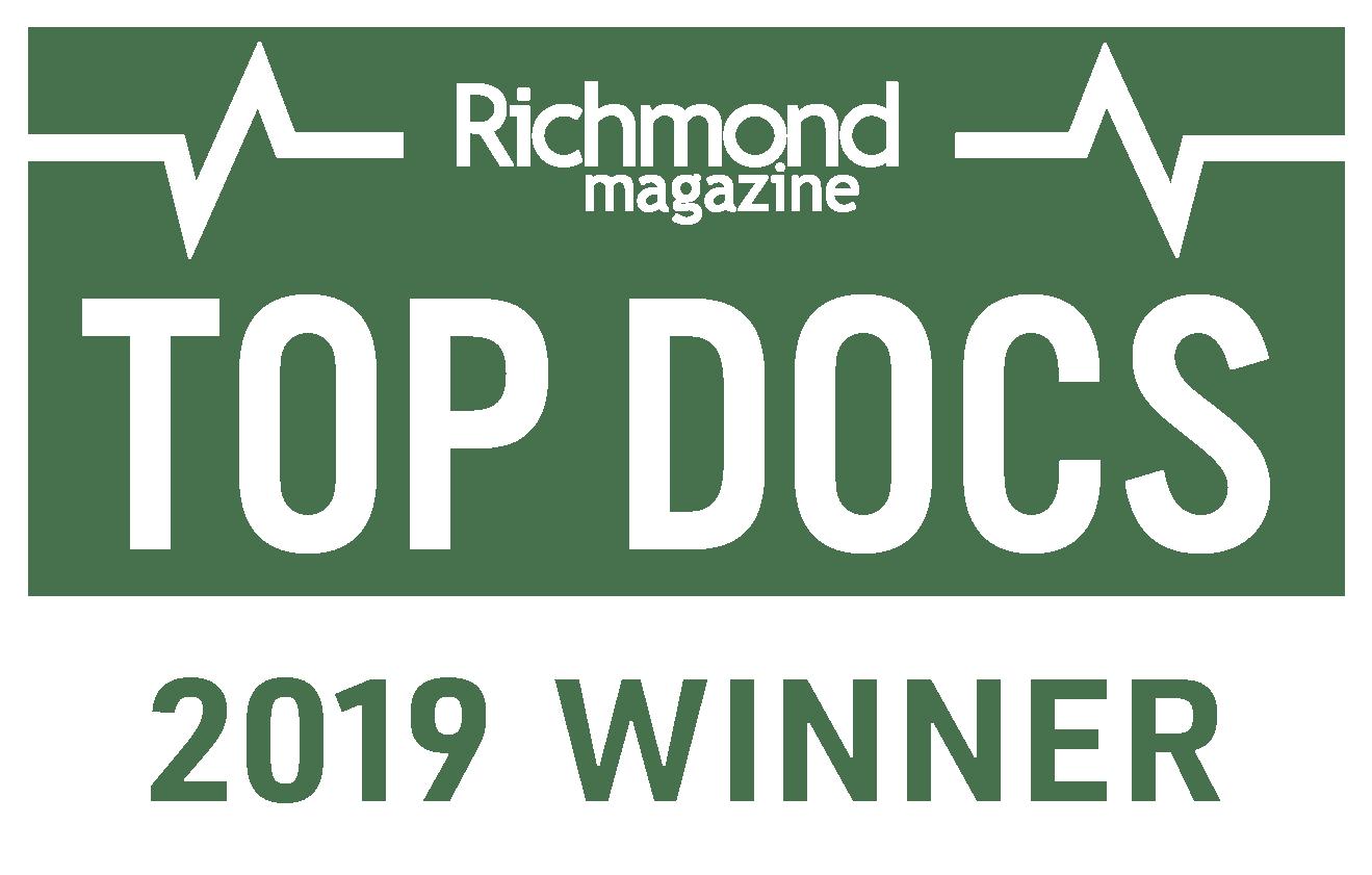 Top Docs 2019 Award Winner